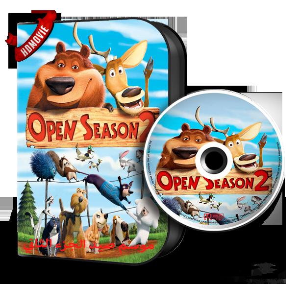 Open Season.(2008).720p.BluRay.H.264 مدبلج للعربيه الفصحى -- Seeders: 1 -- Leechers: 0