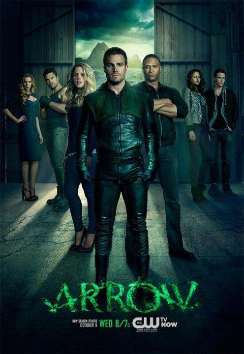 Arrow S01 [Full] | 2012 | HDTV-720p -- Seeders: 2 -- Leechers: 0