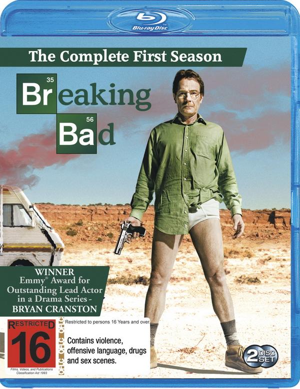 Breaking Bad S01 [Full] | 2008 | HDTV-1080p [Multi-SUB] -- Seeders: 1 -- Leechers: 0
