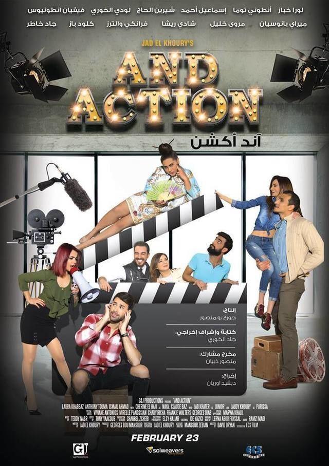 And.Action.HDTV.720p.ArabHD. فيلم أند أكشن -- Seeders: 19 -- Leechers: 0