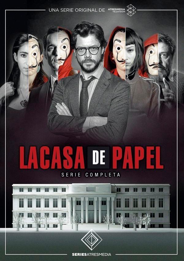 La Casa De Papel S02 2018 | WEB-DL-1080p مترجم -- Seeders: 0 -- Leechers: 0