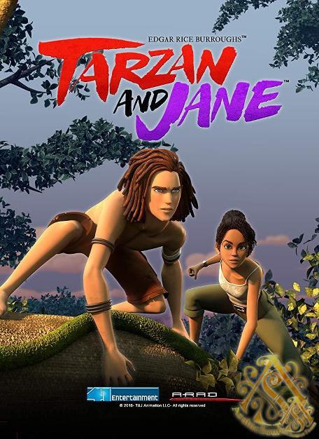 Tarzan.and.Jane.S02.1080p.Netflix.WEB-DL.DD5.1.x264.aliraqi -- Seeders: 2 -- Leechers: 0