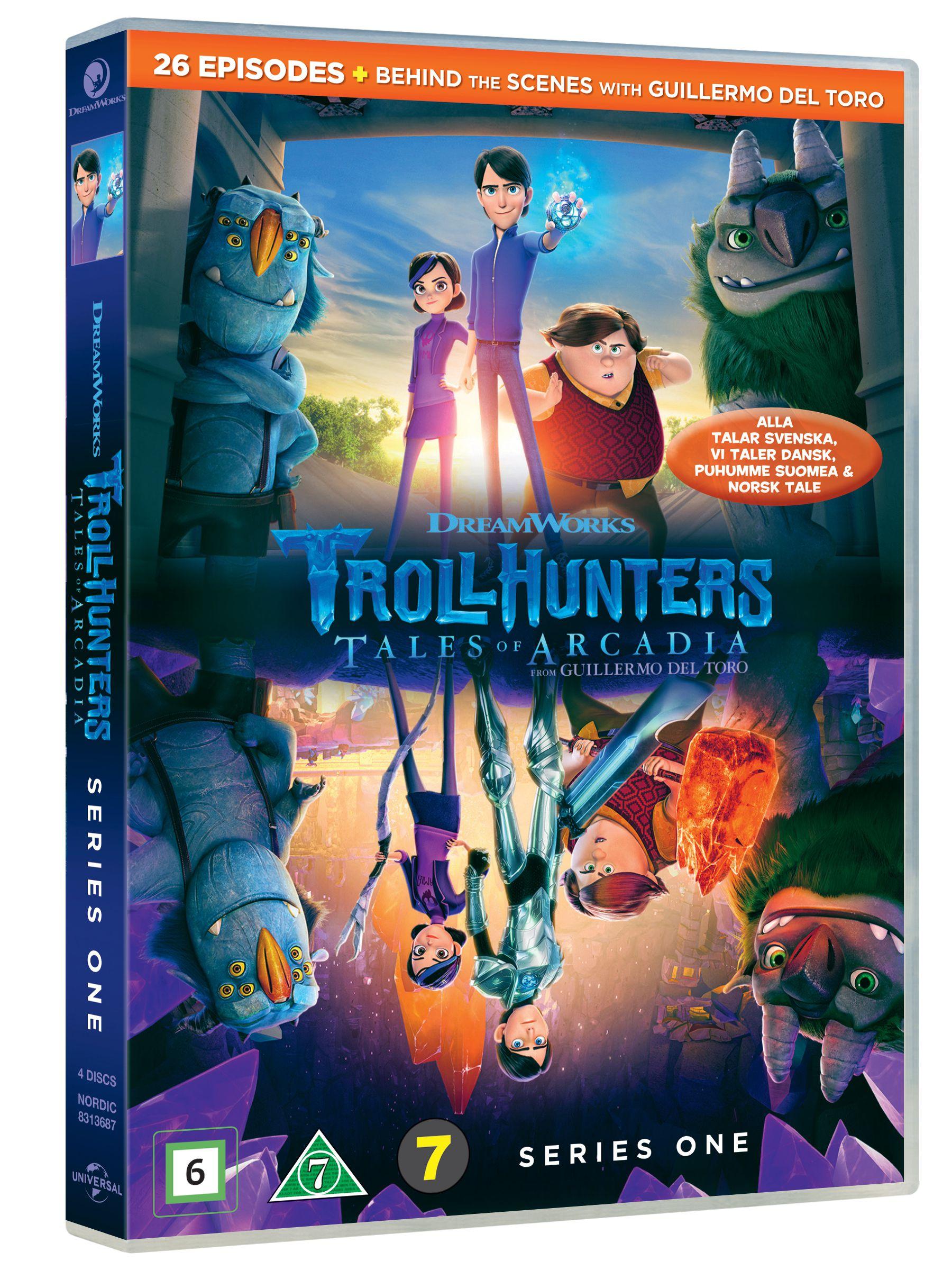 Trollhunters - Tales of Arcadia S01 2016 [NETFLIX][Arabic] 1080p WEB-DL - aliraqi -- Seeders: 1 -- Leechers: 0