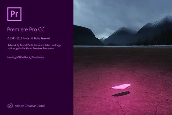 Adobe Premiere Pro CC 2019 v13.0.2.38 Multilingual+Actvation -- Seeders: 1 -- Leechers: 0