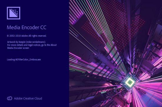 Adobe Media Encoder CC 2019 v13.0.2.39 Multilingual+Actvation -- Seeders: 1 -- Leechers: 0